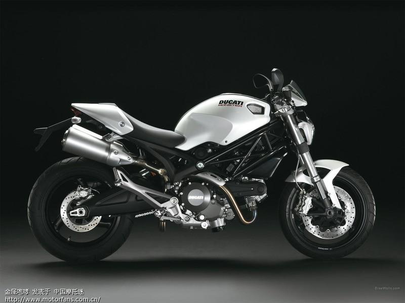 实用的街车monster - 摩托车论坛 - 摩托车论坛