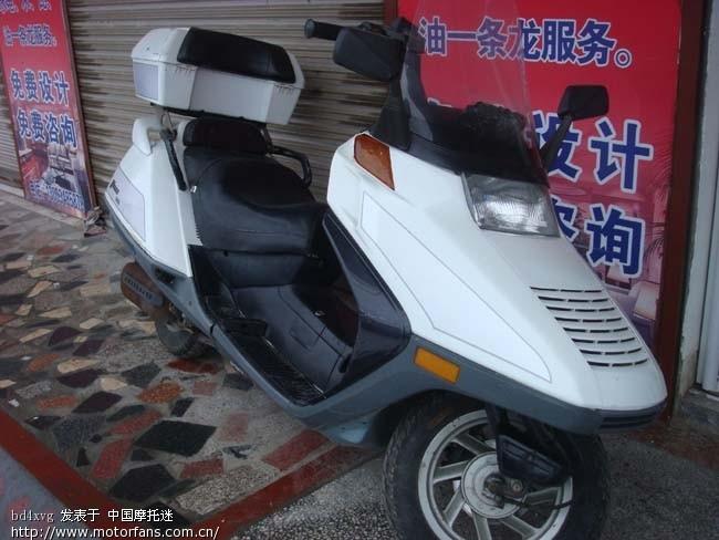 春风250t水冷大绵羊摩托车高清图片