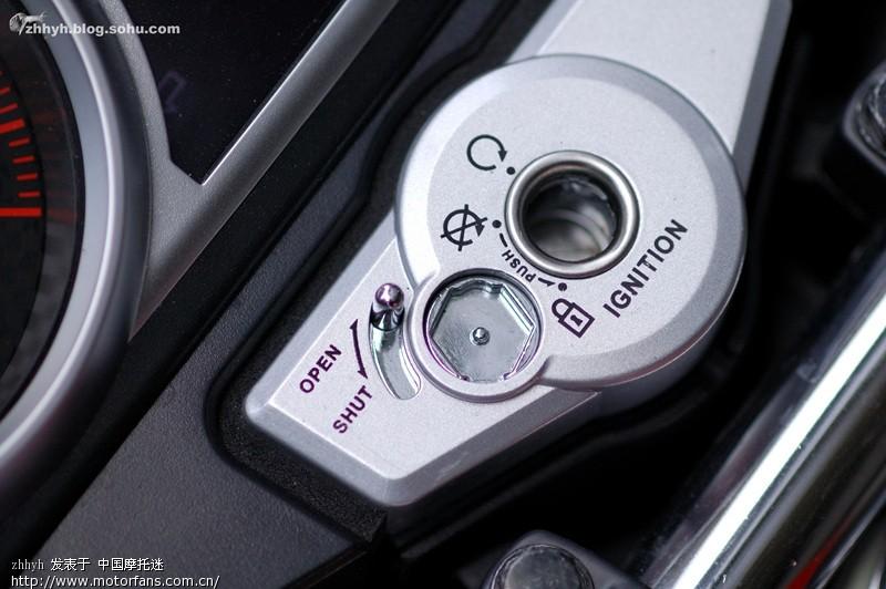 圆灯版的cbf125换后架--2.25照片更新