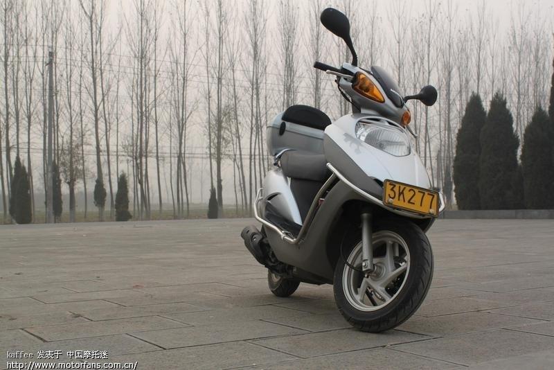 摩托车论坛 踏板论坛 新大洲本田-踏板车讨论专区 03 午后出游,试试