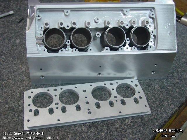 v8模型发动机制作过程 有视频