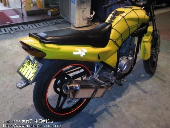 摩托车论坛 摩托车论坛 天剑ybr交流区 国产250cc街车跑车集 中国第一