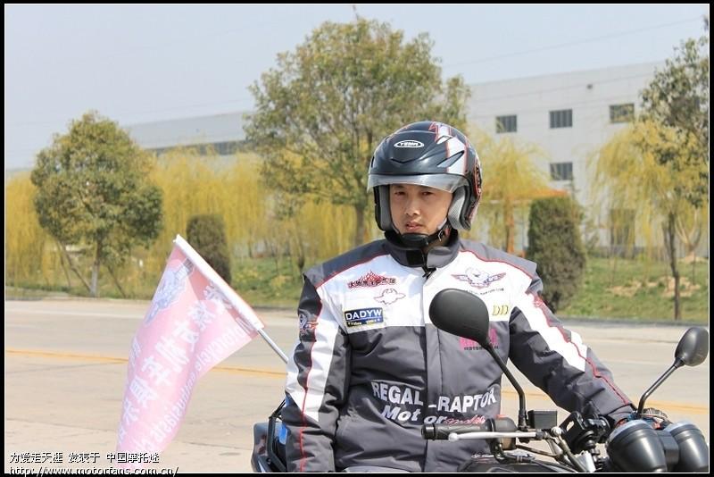 天剑ybr摩托车交流区 yamaha 250 摩托车队为旱区捐水了高清图片