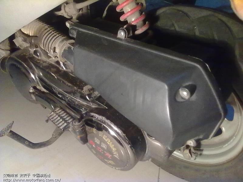 脚启动的问题-五羊本田-踏板车讨论专区-摩托