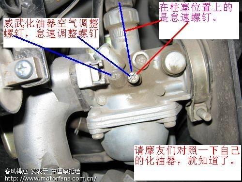 化油器部分-弯梁世界-摩托车论坛手机版-中国第一摩托