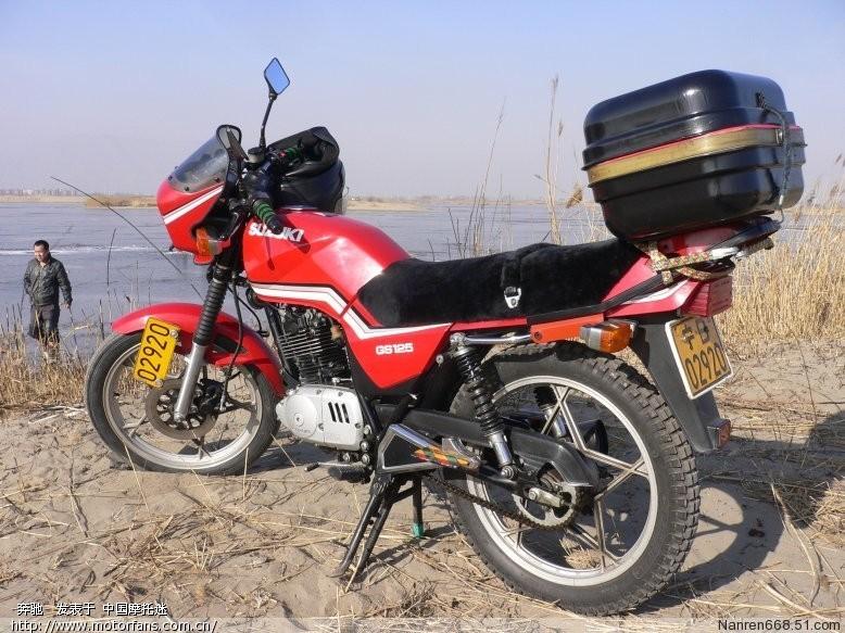 谁有铃木王摩托车整车电路图