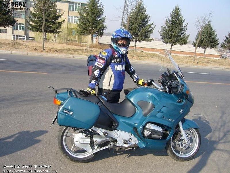 2010年五月一日骑摩托车去旅行 激情越野