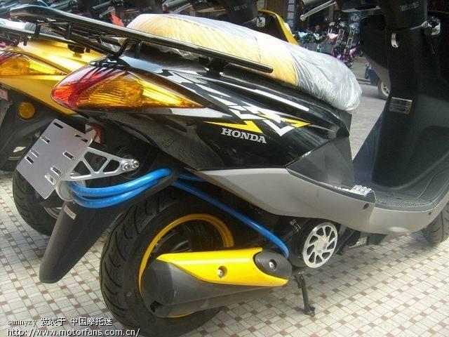 摩托 摩托车 640_480图片