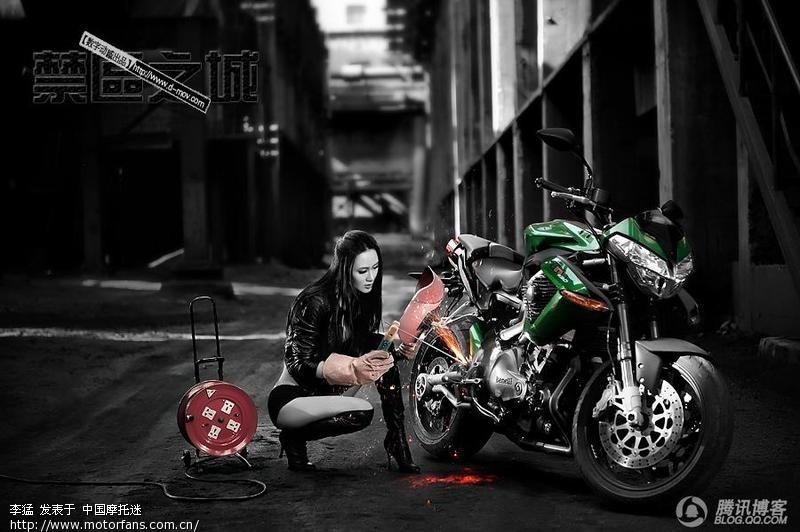意大利风情 美女与野兽 摩托车论坛