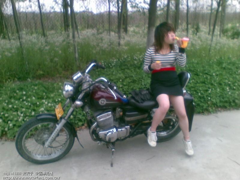 我的联统250-3。 - 摩托车论坛 - 钱江摩托 - 摩托