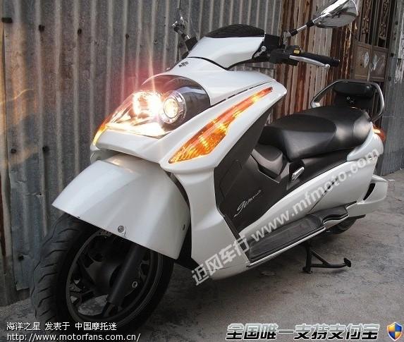 铃木踏板摩托车讨论区 铃木踏板机车让你极度骚起来