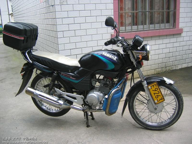 我的天剑雅马哈125YBR - 雅马哈 - 摩托车论坛