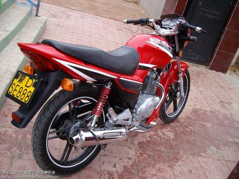 铃木150摩托车 4 Jpg 飞虎图片分享