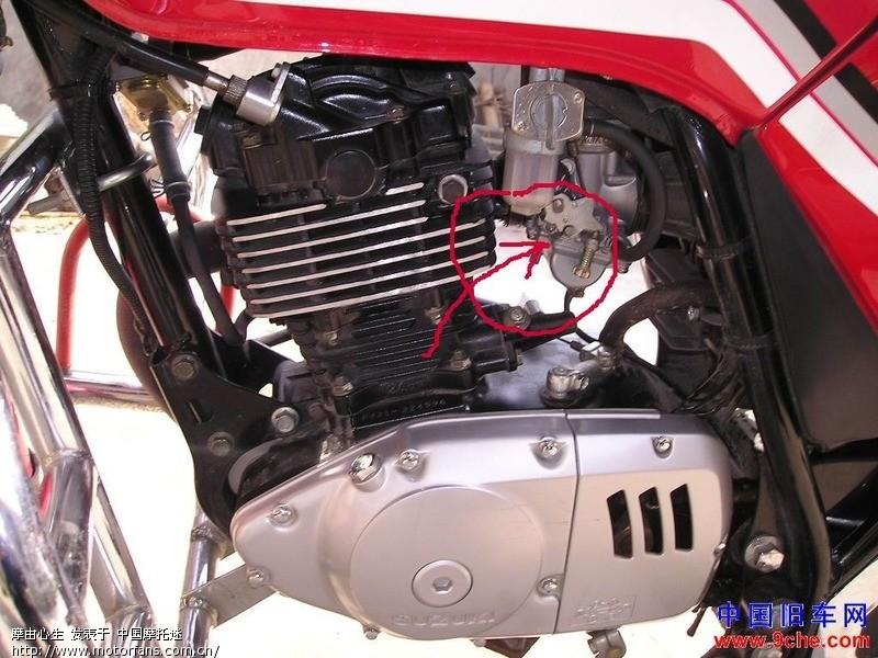 gs125火花塞-济南铃木-摩托车论坛手机版-中国第一车