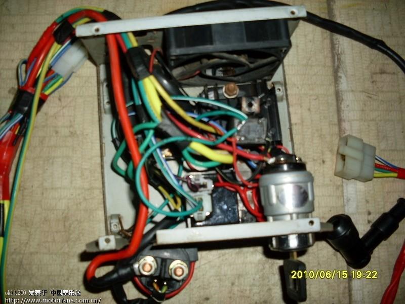 cg125独立点火系统--独立的直流点火装置