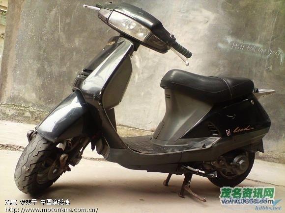 摩托车论坛 五羊本田-踏板车讨论专区 五羊本田-佳御(甲鱼) 03 是大