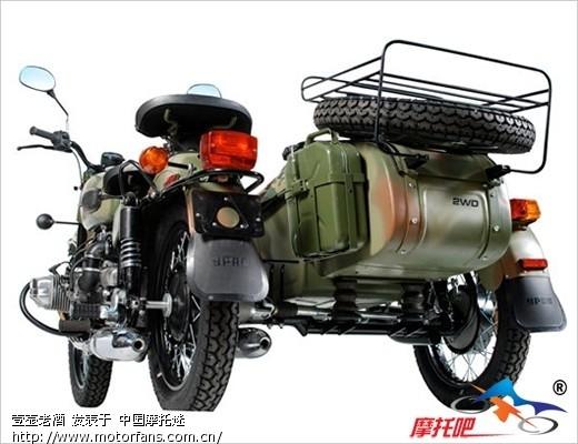 详细了解长江750 边三轮摩托 车 侉子 的历史