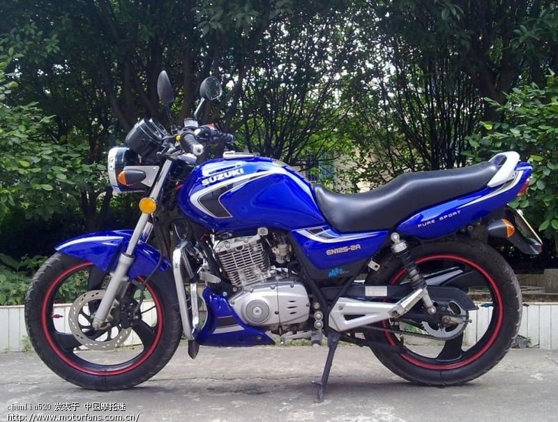 改轮毂后极速90 - 维修改装 - 摩托车论坛 - 中国第一