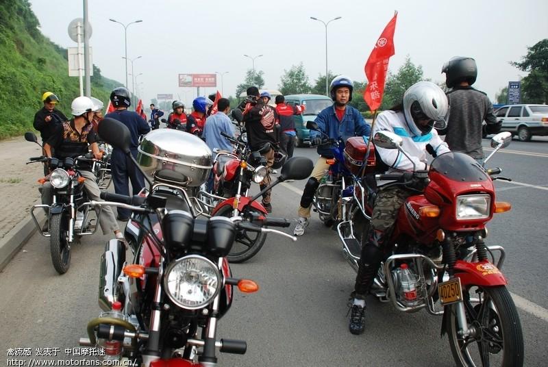 江油鹏程俱乐部观摩CSBK中国超级摩托车锦标赛[成都站]-江油鹏程俱图片