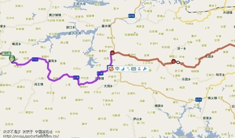 九江去看了地图要从湖南的岳阳过