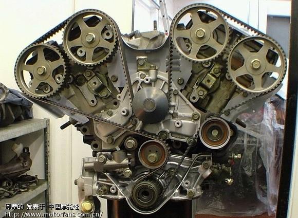 发动机配气的结构 - 摩托车论坛