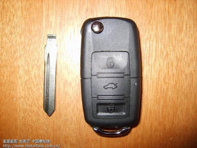 山寨鬼火摩托车钥匙接线图