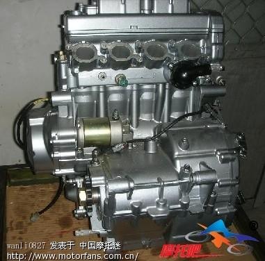 裸看钱江国产超级大排发动机