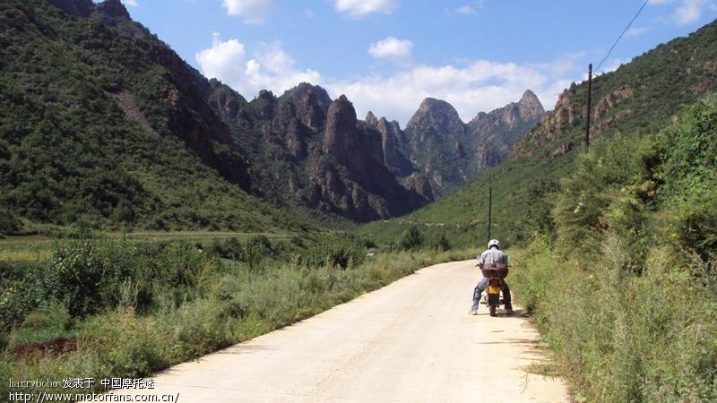 穿越燕山大峡谷,丰宁坝上,白河堡,十三陵.2天700公里【第四页更新了】