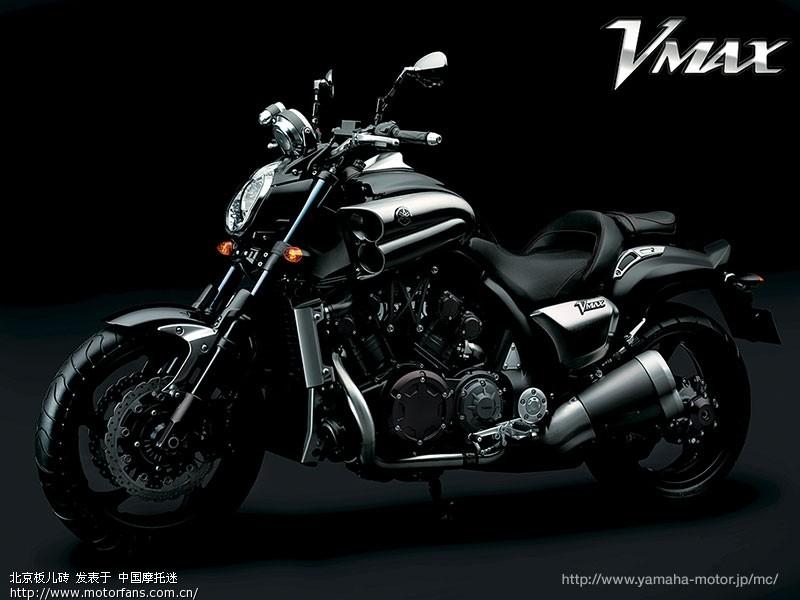 贴 雅马哈重型机车 VMAX图片