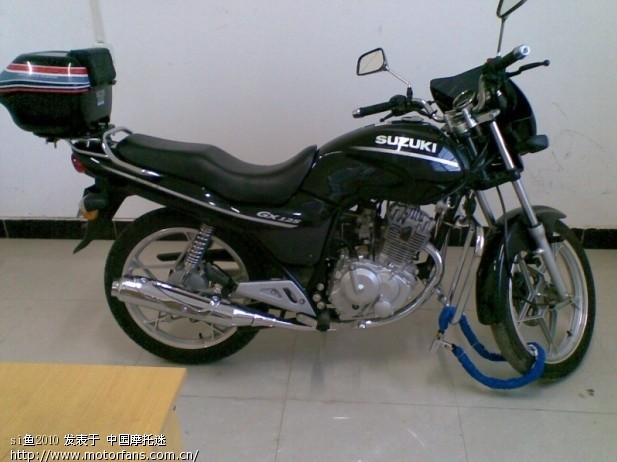 今日入手金城铃木125(2010.10.16)