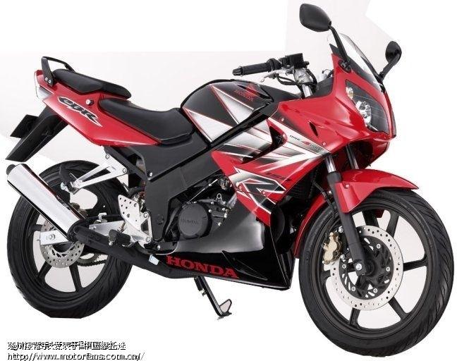 摩托车论坛 新大洲本田 03 五本即将发布的新车型 幻影150(街跑)