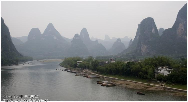 它位于桂林市西郊临桂县中庸乡红溪原生态景区,