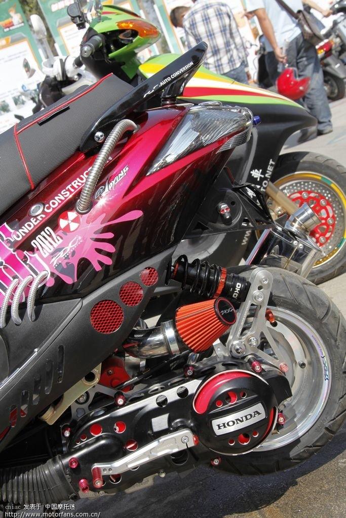 五羊本田专区 - 摩托车论坛图片