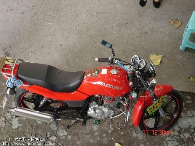 请问gx125可以换gs125缸头吗 - 维修改装 - 摩托车