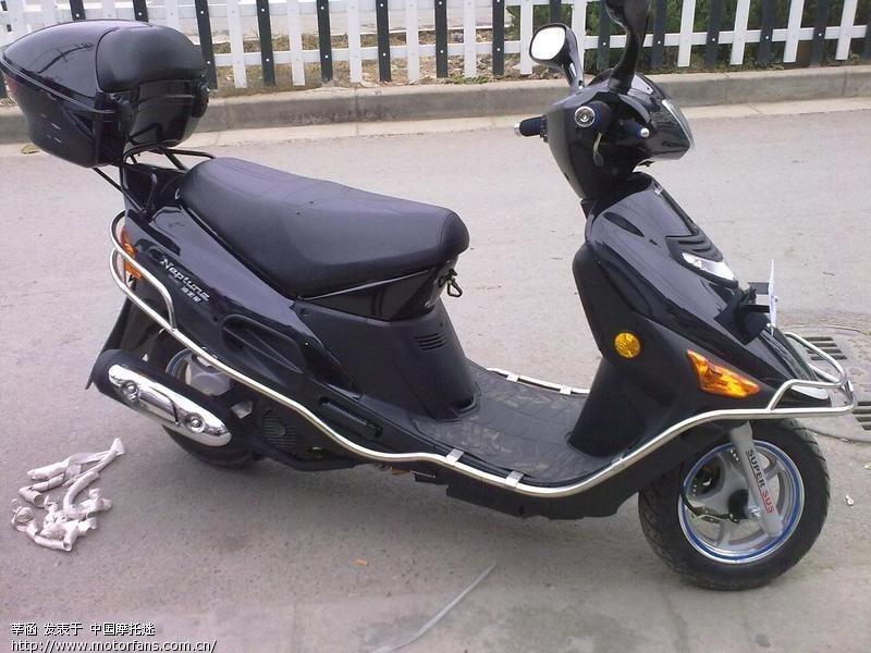 铃木踏板摩托车讨论区 新车报到 海王星