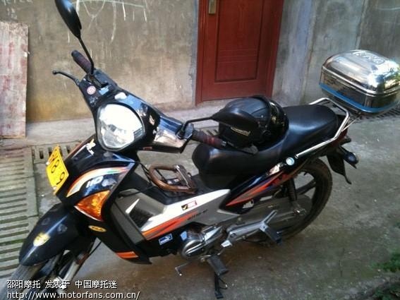钱江110-6f试驾一年-弯梁世界-摩托车论坛手机版-中国