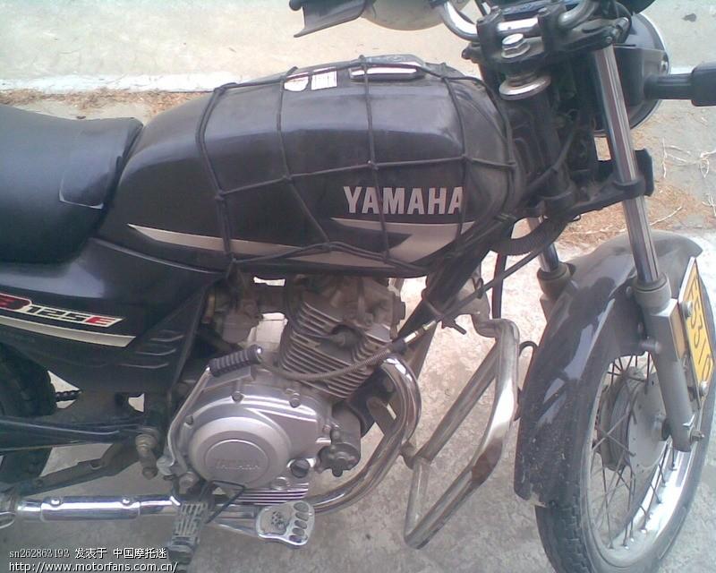 yb125e怎么改装改装碟刹? - 维修改装 - 摩托车