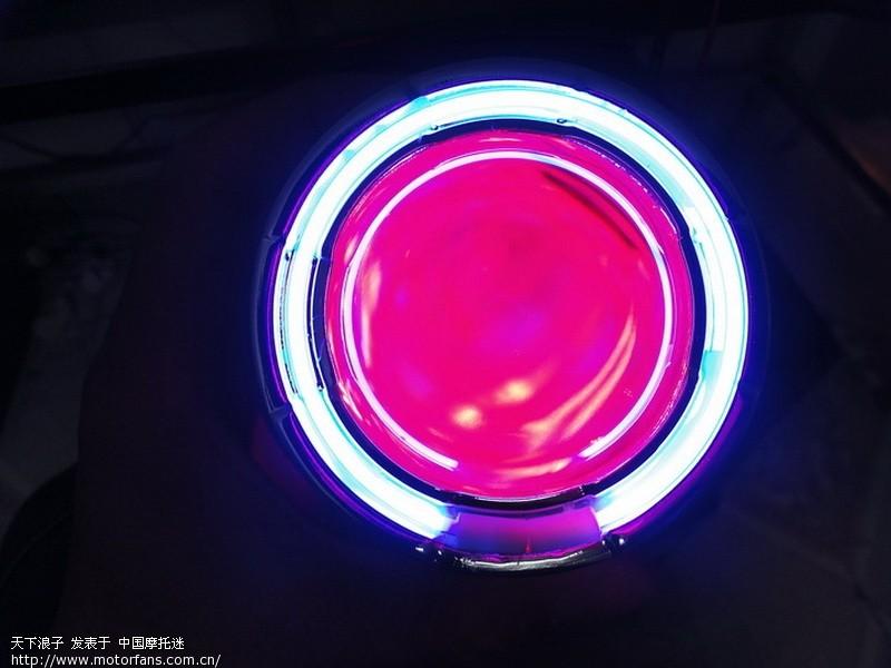 钱江龙前大灯 - 摩托车论坛