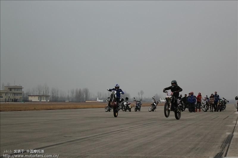 2010年终陕西城固&西乡摩友陕飞机场聚会