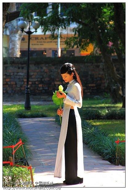 越南街头女人的生活