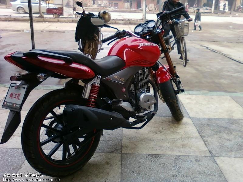 中国龙 钱江龙19a - 摩托车论坛 - 钱江摩托 - 摩托车