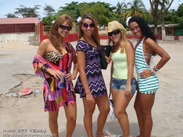 安哥拉美女大集合! 摄影论坛