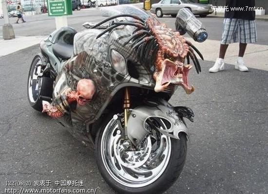 【转载】世界最酷最凶悍的摩托车【图片】 摩托车论坛 摩托车论坛 中国第一摩托车论坛 摩旅进行到底