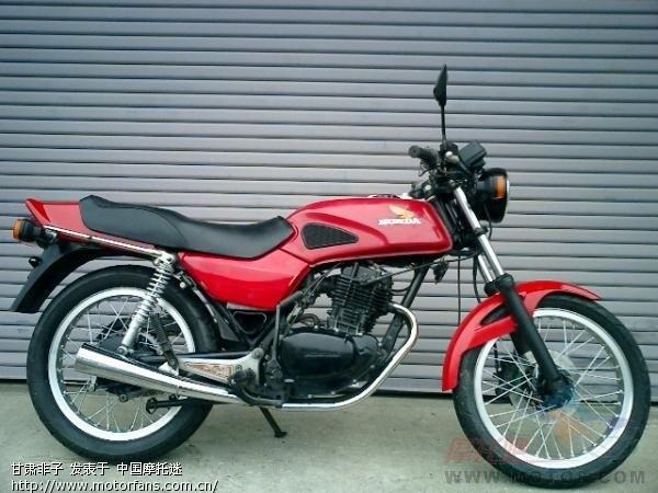 本田cb250上成cb125t - 摩托车论坛 - 摩托车论坛