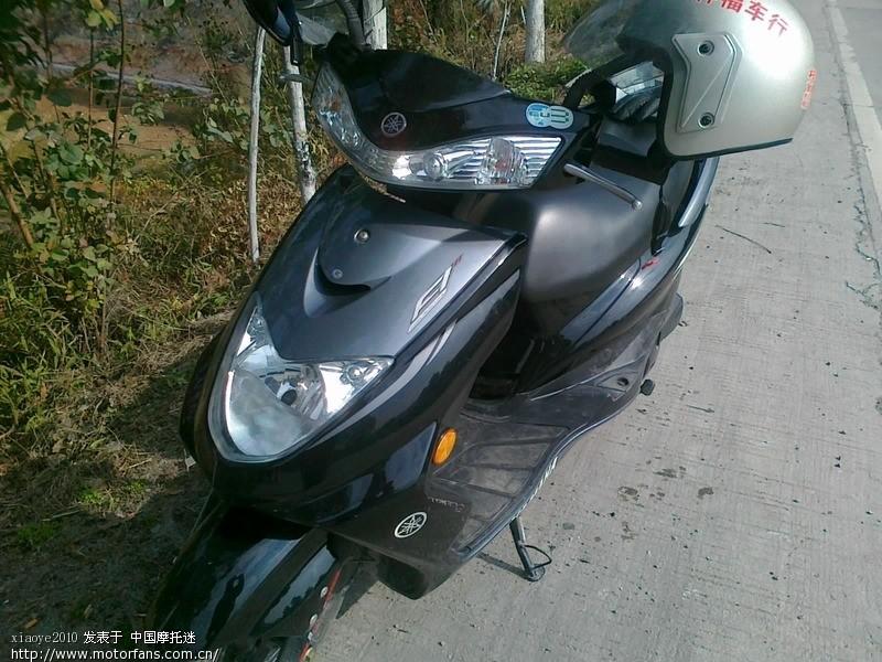 雅马哈踏板摩托车讨论区 迅鹰电喷与化油器款的选择图片