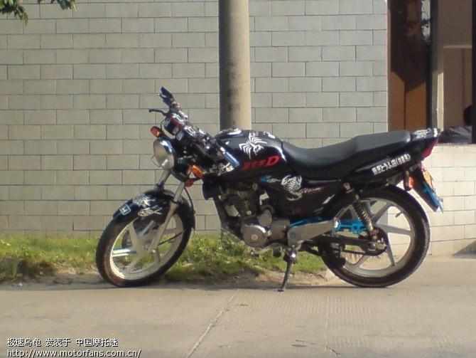 我的en125 2f - 豪爵铃木-骑式车讨论专区 - 锐爽