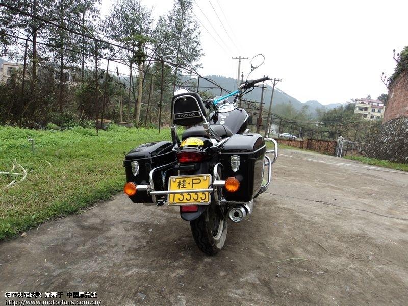 我的焰影150太子, - 新大洲本田 - 摩托车论坛 - 中国