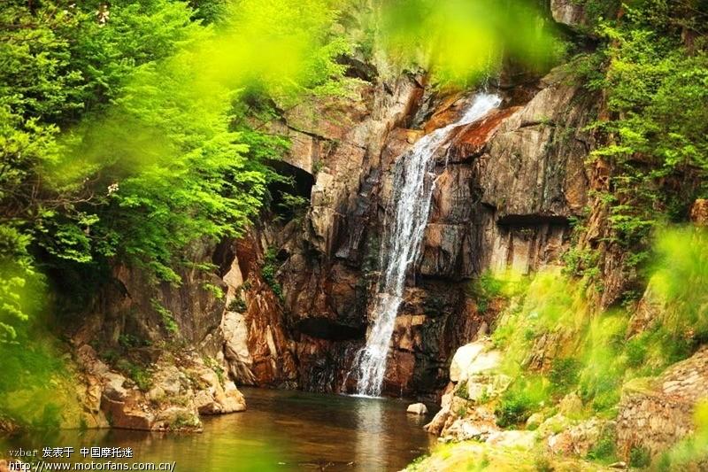 更新风景图片,增加游记摄影作品——发组西峡银树沟的