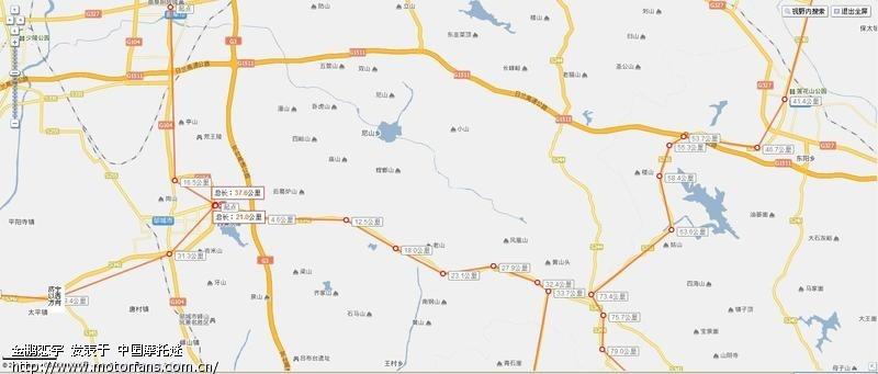 青岛到龙口自驾路线图
