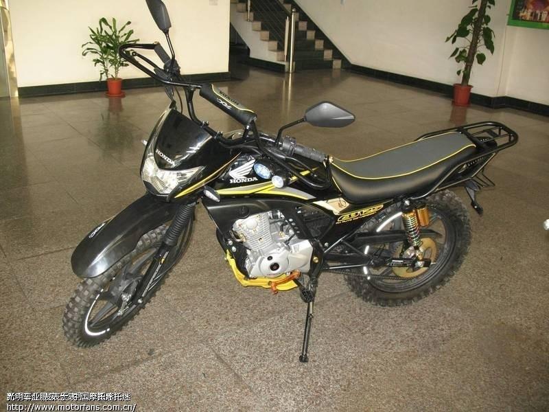 新大洲本田cb125(锐彪)交流贴-新大洲本田-摩托车版